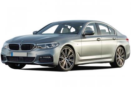 BMW 520d M-Sport Saloon Auto 4dr