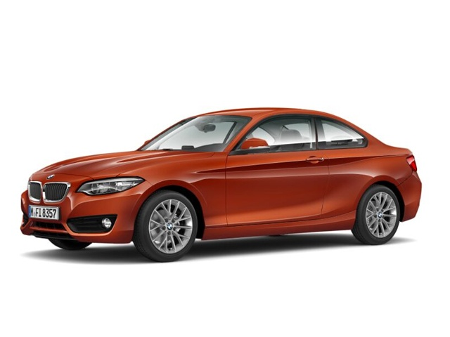 BMW 218i Coupe M-Sport Manual (Nav)