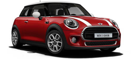 Mini Cooper Hatch (Chilli Pack) 1.5 3dr